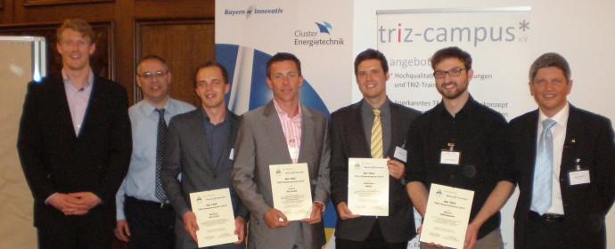 Deutscher TRIZ Anwendertag 2014 (27. Mai 2014)