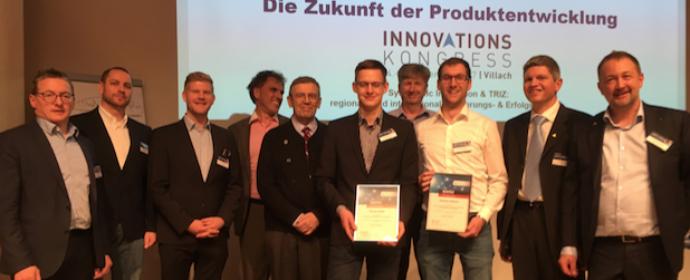 Verleihung des Deutschen TRIZ-Studentenpreises 2017