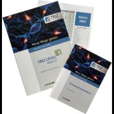 Schulungsunterlagen für den TRIZ Basiskurs Level 1