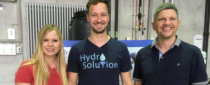 Besuch bei Hydro Solution