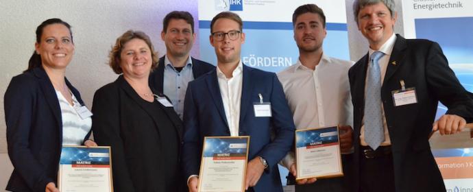 Deutscher TRIZ-Studentenpreis 2018