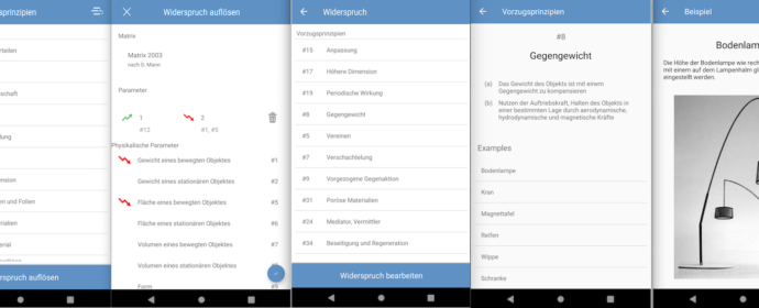 Endlich: Release der Android-Version der 40IP-App