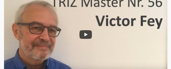Interview mit TRIZ-Master Victor Fey